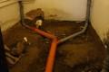 Havárie kanalizace