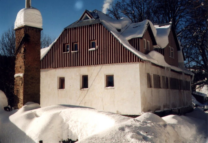 Chata Bumbálka Vítkovice v Krkonoších